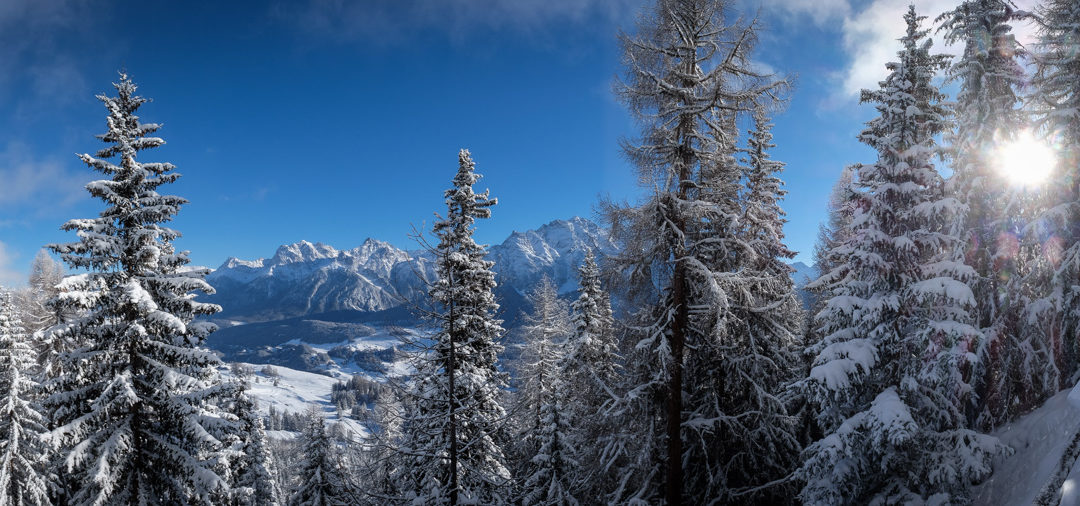 Winter im Unterengadin